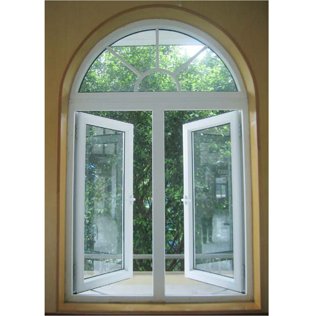 China UPVC Casement Window