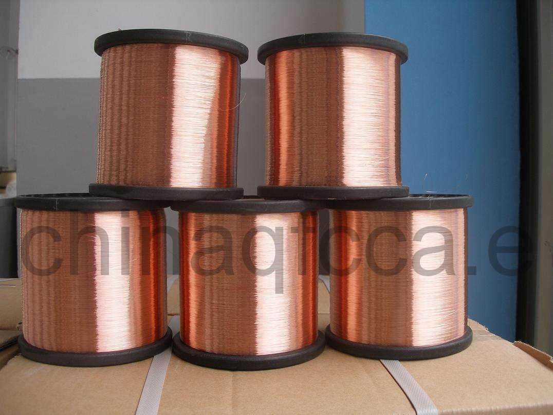 Wire (CCA, CCAM, CCS, TCCA, ECCA)