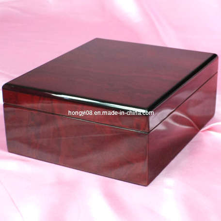 Customize Redwood Wooden Box for Packaging Gift, Jewelry, Perfume (HYW025)