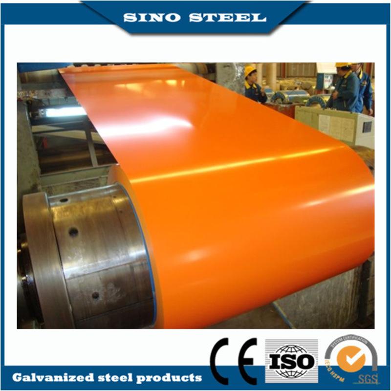 PPGI Dx51d Color Coated Prepainted Galvanized Steel Coil