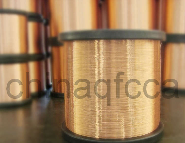 Copper Clad Al/Mg Alloy Wire (CCAM)