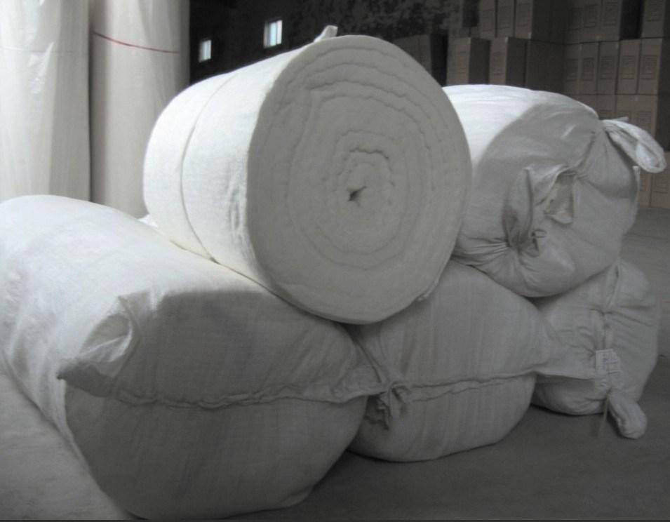 Good Performance in Thermal Insulation Ceramic Fiber Blanket