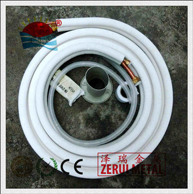 Air Conditioner Pipe, XPE Insulation, R410A Rated Copper Tube