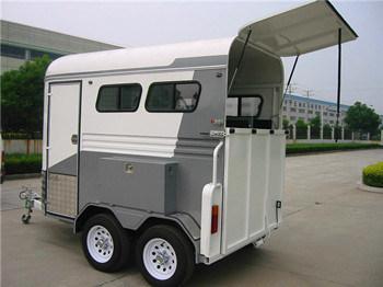 2 Horse Trailer (Float) Straight Load Deluxe (GW-2HSL)