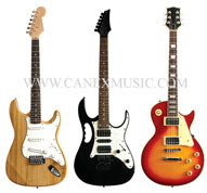 Bass Wood Body Electric Guitar (FG-302)