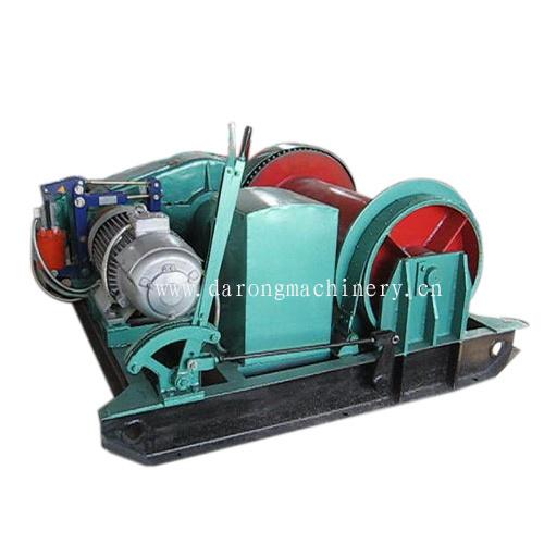 Mine Winch (Hoist) for Lifting Materials Shaft Platform