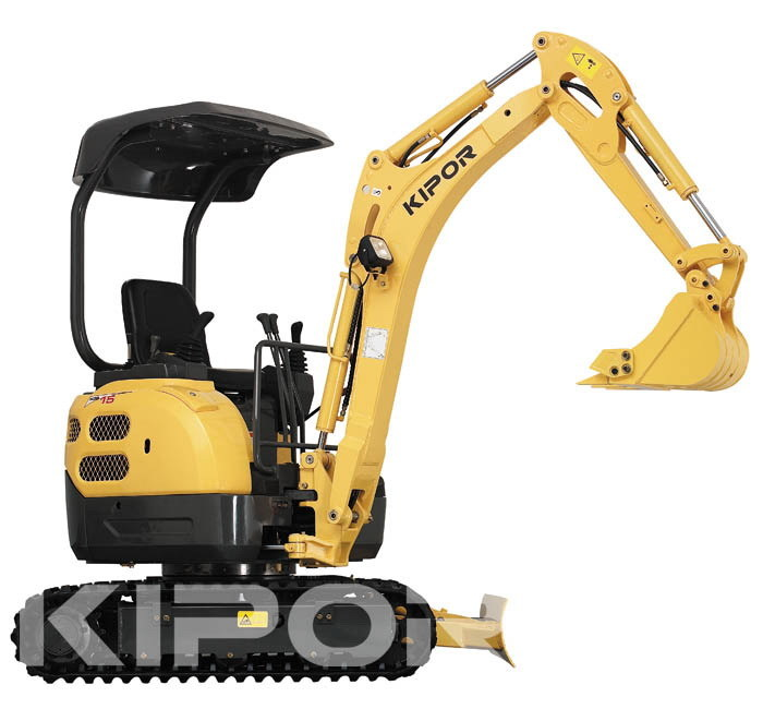 Kipor Diesel Excavator for Construction (KDG15)