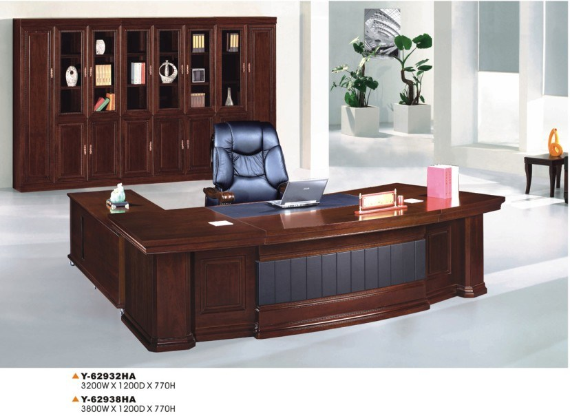 Unique Office Furniture China Supply Wooden Office Table Design Modern