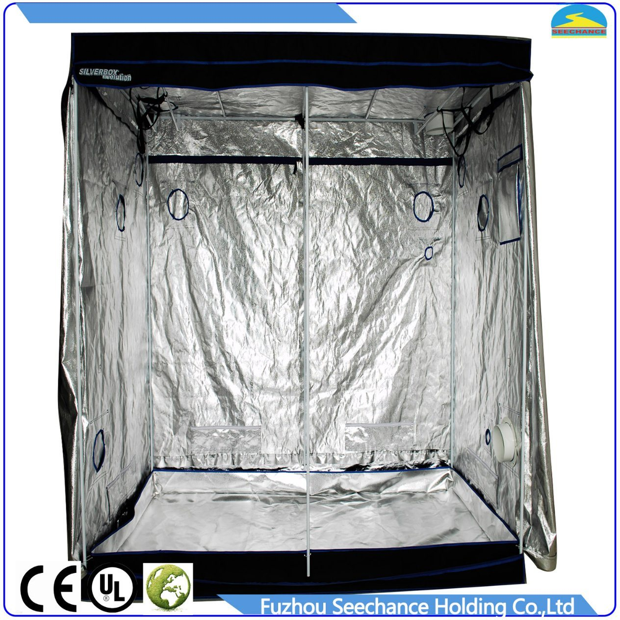 High Performance Grow Tent Special Dome Style Models 80*80*160cm