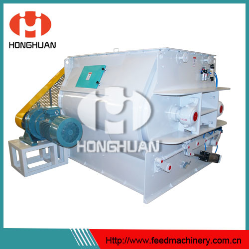Double-Shaft Feed Mixing Machine (HHSHJ2)
