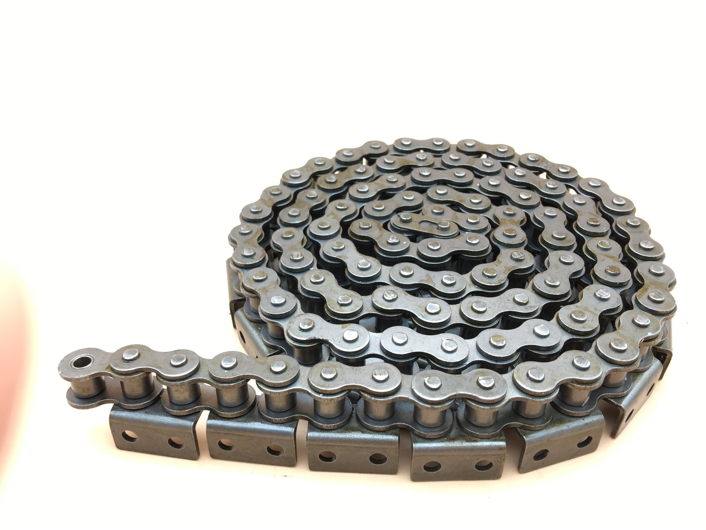 Carbon Steel Conveyor Chain with Attachment Wa-2 RS40