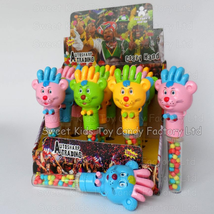 Rock Paper Scissors Candy Wand (130802)