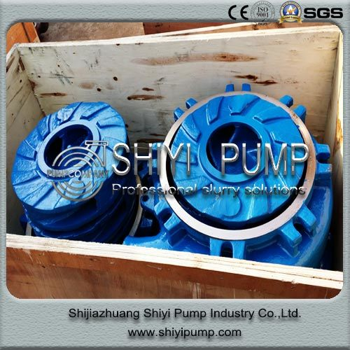 Centrifugal Slurry Water Treatment Slurry Pump Spare Parts