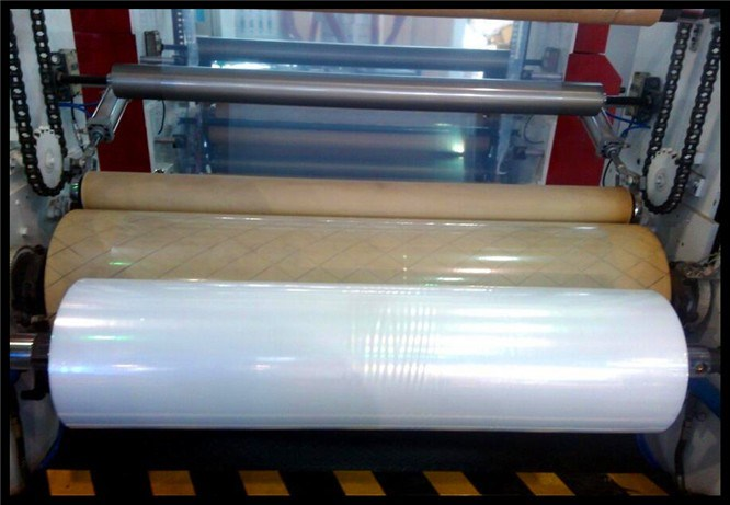 Pallet Wrapping PE Film Stretch for Pallet