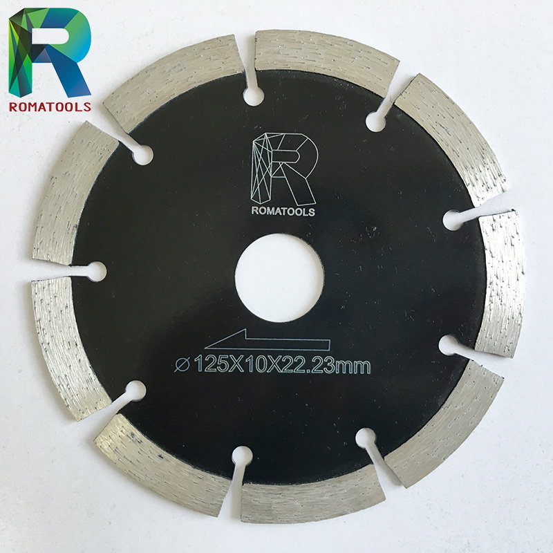 "4.5"" Diamond Saw Blades for Stone Granite Marble Ceramic Cutting"