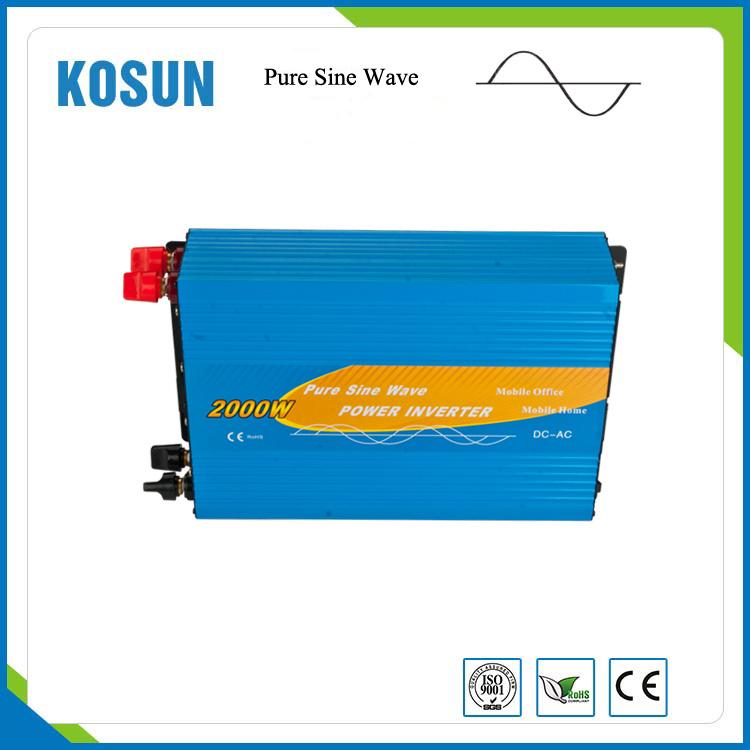 2016 Hot Sale 2000W Power Inverter with Soft Start