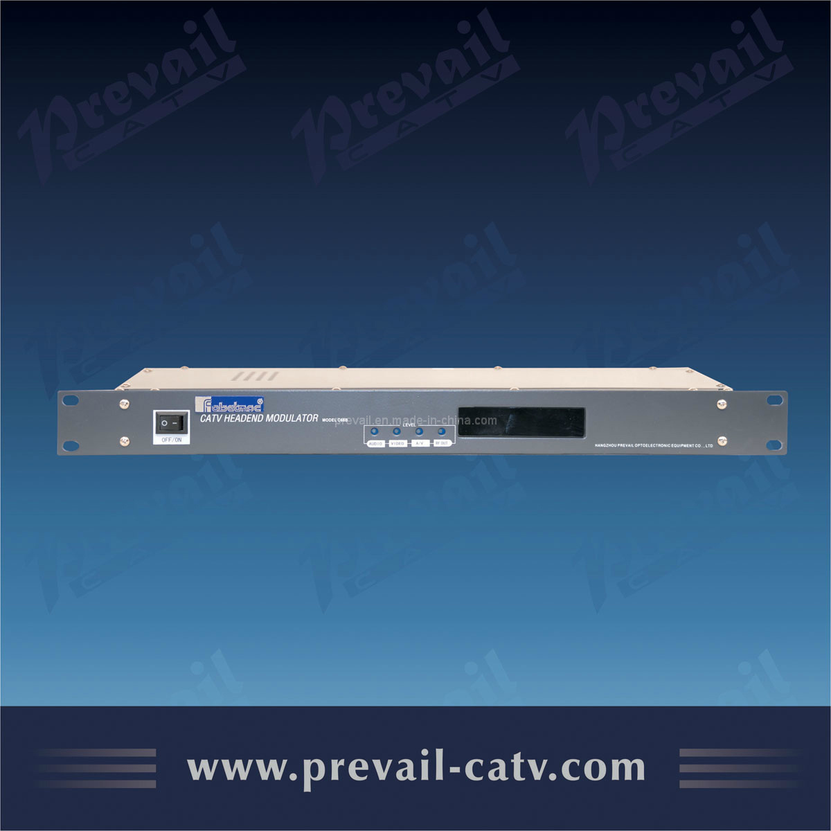 CATV Audio and Video Agile Modulator (C68)