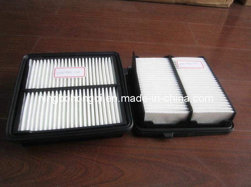 Land Cruiser Air Filter Manufacturer 17801-30040, 17801-50040