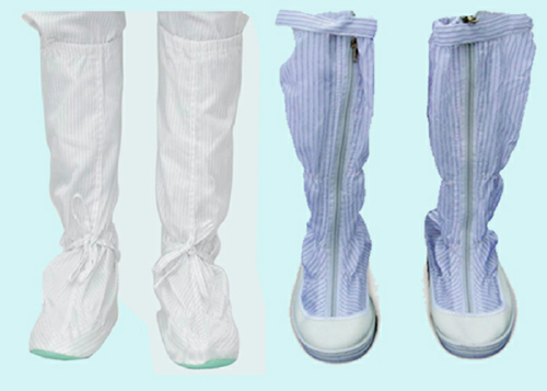 Clean Room PVC Anti-Static Shoes