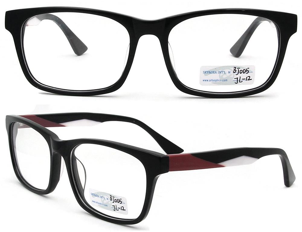 2012 New Design Acetate Eyewear Stylish Optical Frame ...