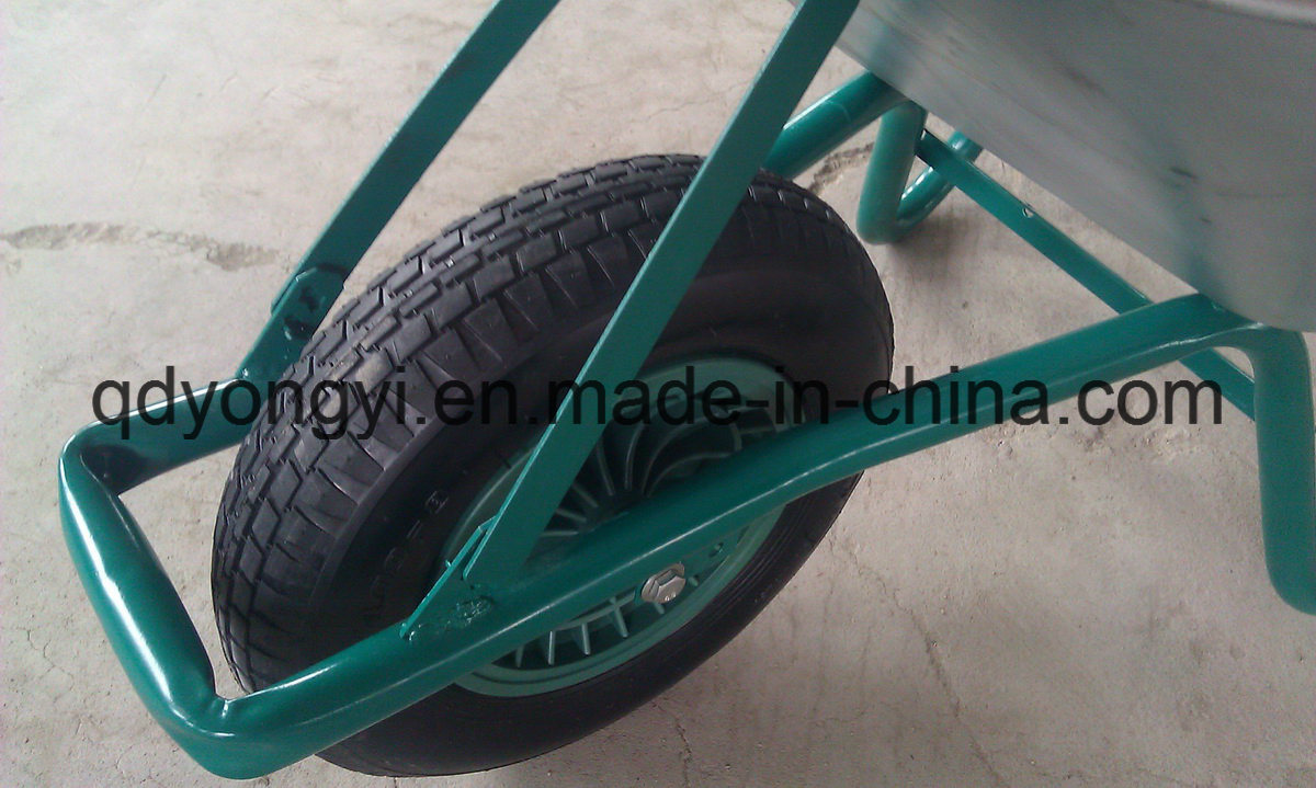 Heavy Duty Wheel Barrow for Europe Market, Ireland Wb6414t