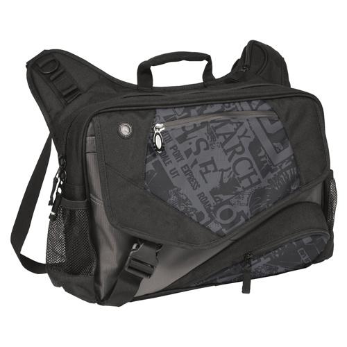 Business Travel Shoulder Document Laptop Computer Messenger Sling Bag