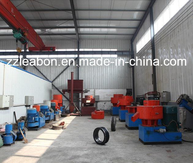 Ce Biomass Fuel Wood Sawdust Pellet Mill Machine