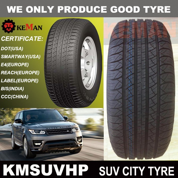 SUV Tyre for City Road (KMPCRHP)
