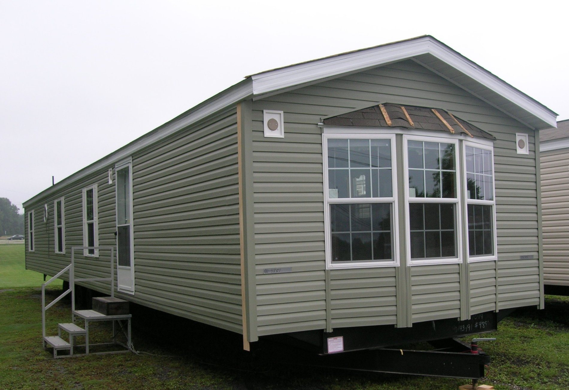 Light Steel Structure Mobile House with Stair