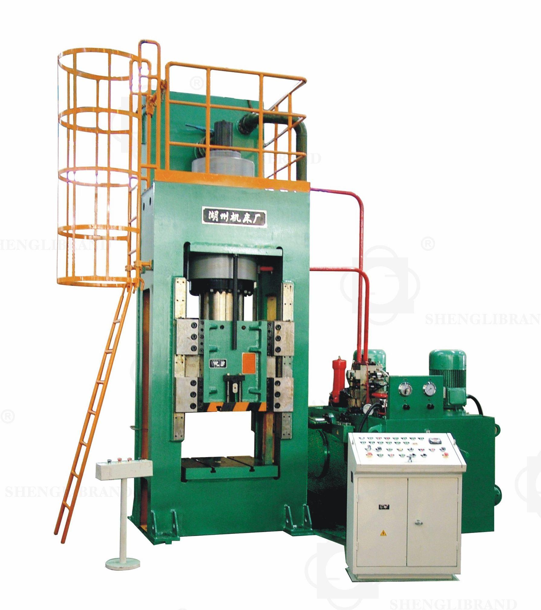 Metal Hydraulic Extruder (100)