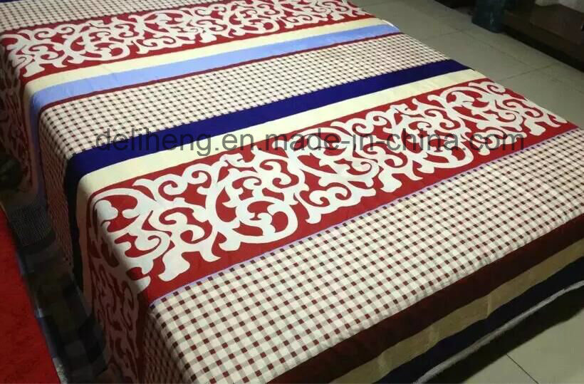 Home Textile High Quality 100% Cotton Printed Sheeting Fabric