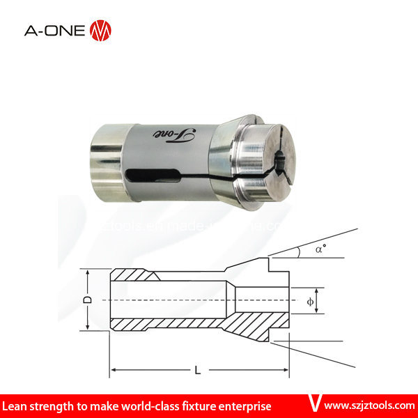 CNC Tungsten Collet Chuck for Star Lathe