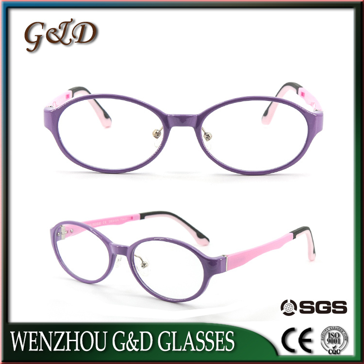 Latest Design Colorful Tr90 Eyeglass Kids Frames Optical Glasses Frame 41-001