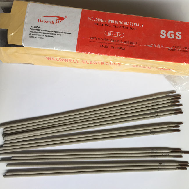 2.5X300mm Low Carbon Steel Welding Rods