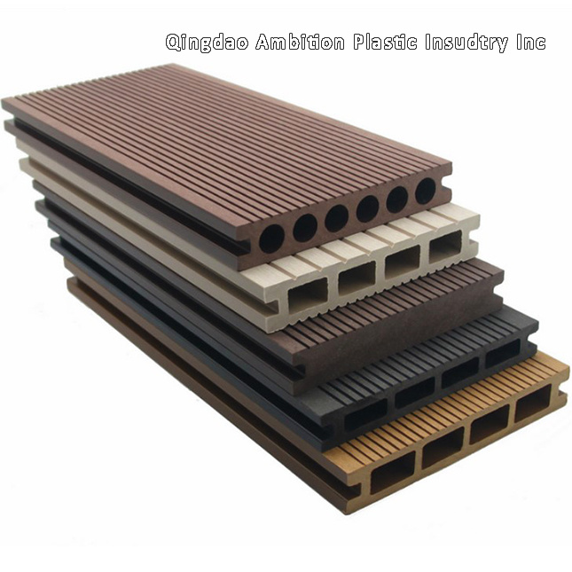 China WPC Flooring for Wood Plastic Composite Decking