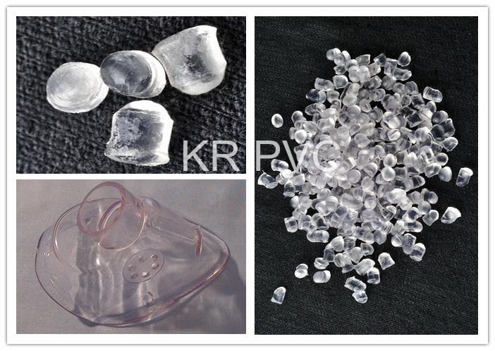 Soft Medical PVC Compounds for Oxygen Mask