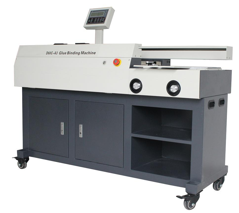 A3 Glue Book Binding Machine (WD-D60A3)