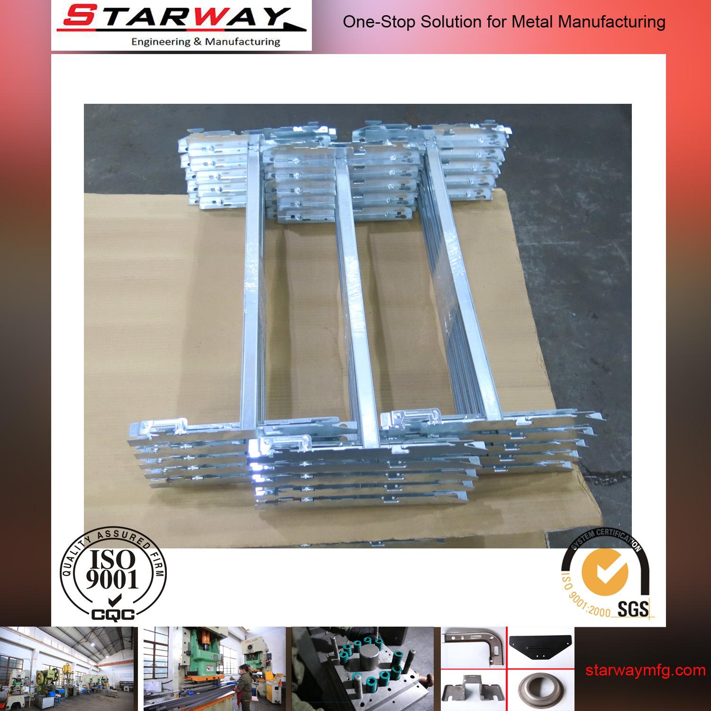 Machine Construction Sheet Metal Metal Parts Stamping Part