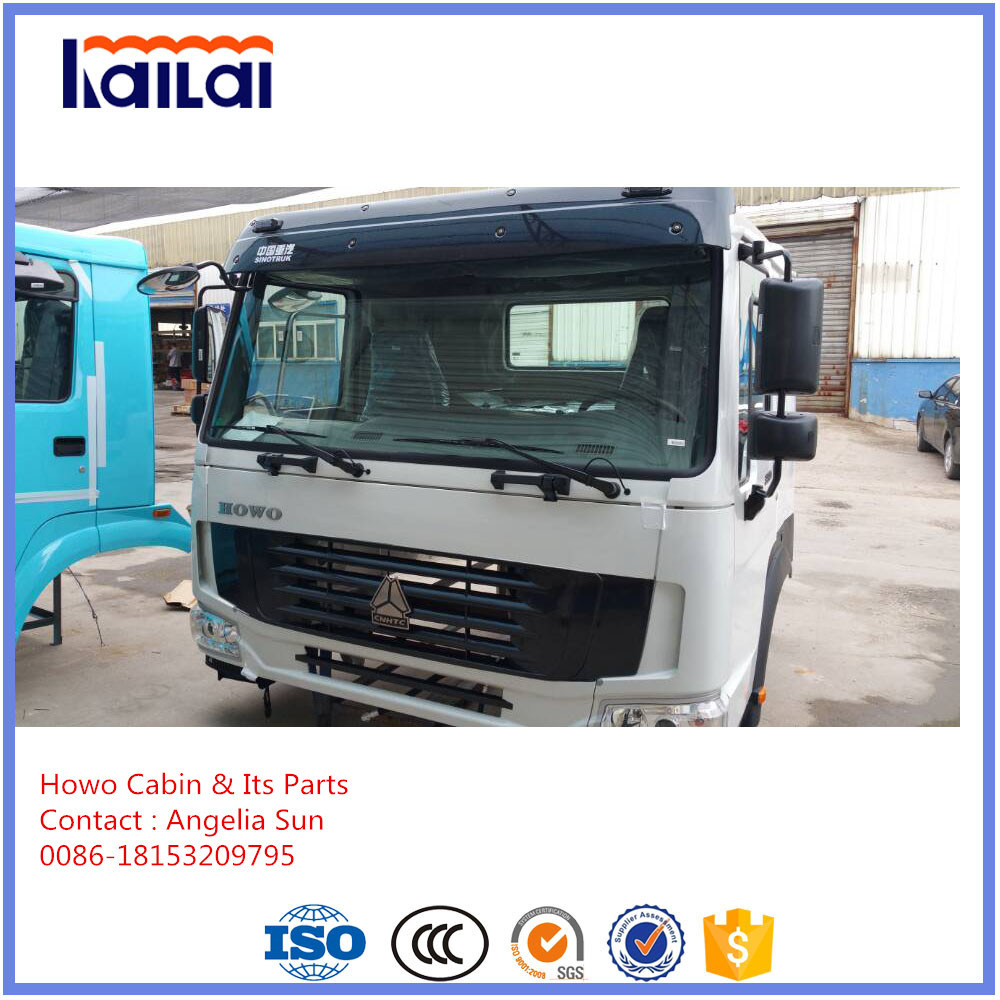 Heavy duty truck parts - Howo Truck Cabin Parts For Heavy Duty Truck Parts