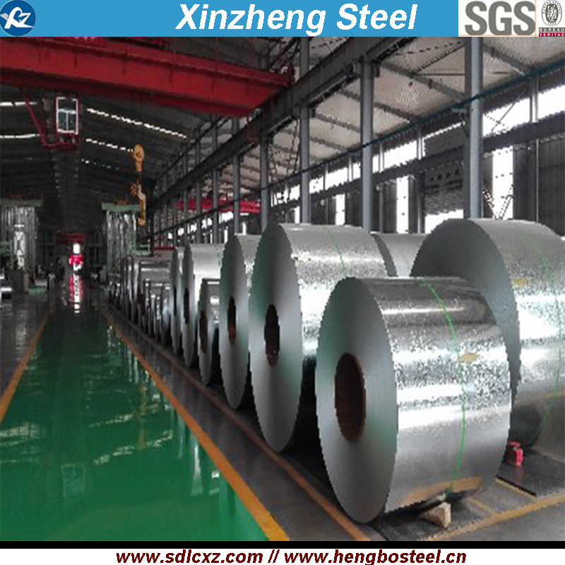Cold Rolled Hot DIP Galvanized Steel Coil for Roofing