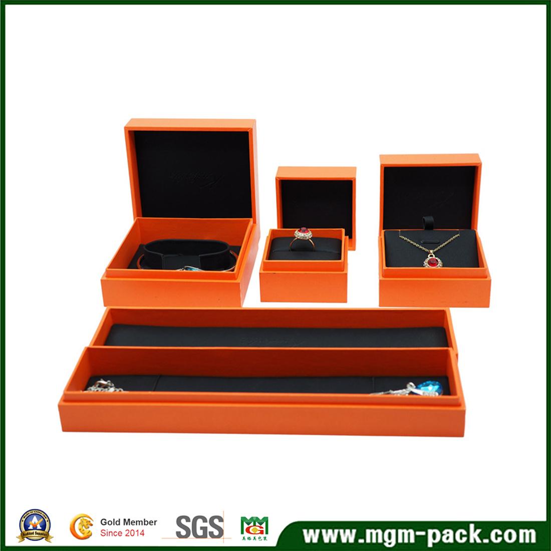 Wholesale Custom Design Packaging Jewelry Box