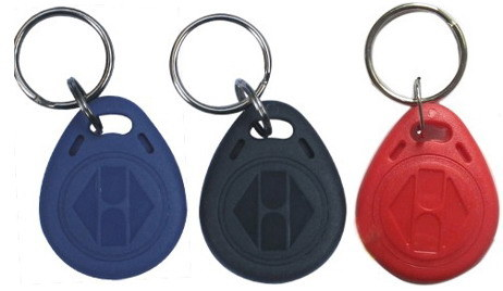 Colorful Low Frequency Key Chain Smart Card Tag for RFID Reader (AB0002)