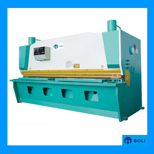 HS8 Series Hydraulic Guillotine Shear (shearing machine)