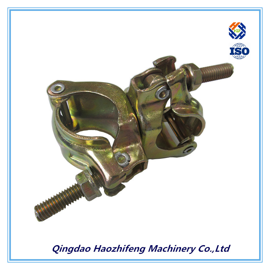 British Drop Forged Fix Rigid Beam Scaffold Coupler