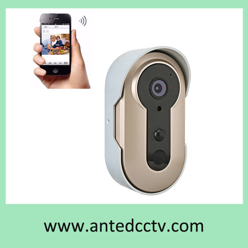Color IP WiFi Video Door Phone for Villa Intercom System