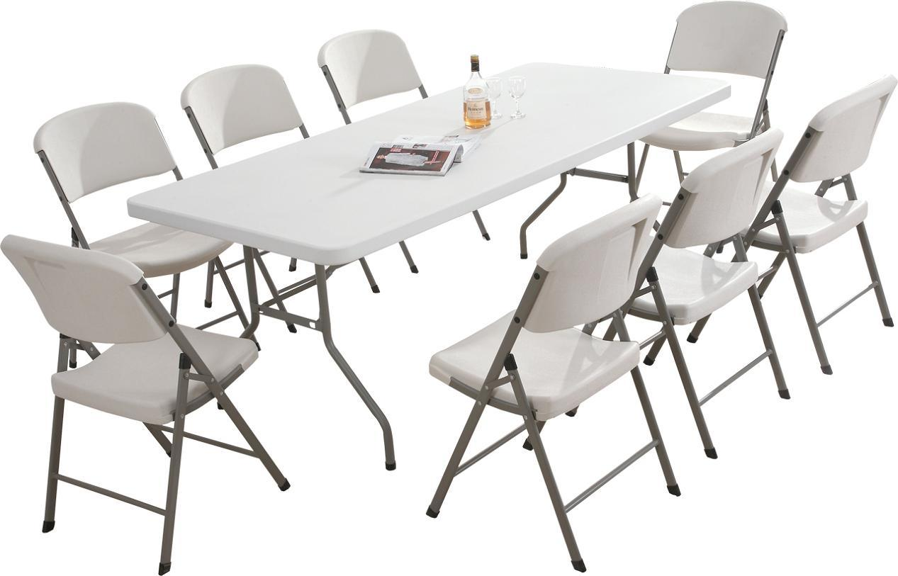 6FT Rectangle Folding Table (YCZ-183C)