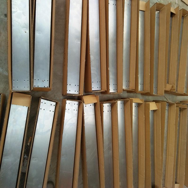 Sheet Metal Fabrication Steel Sheet with Punching Holes