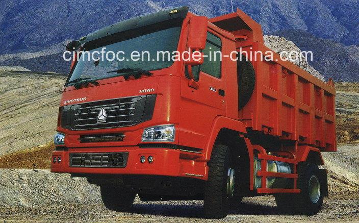 Sinotruk HOWO 4*2 Dump Truck