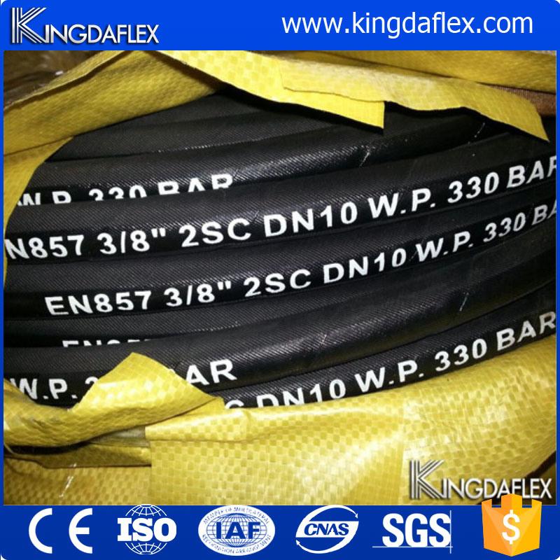 En857 2sc High Pressure Wire Reinforced Rubber Hose