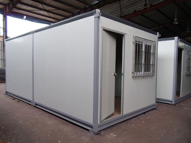 China Prefab Mobile Container House with Toilet (Container Cabin)